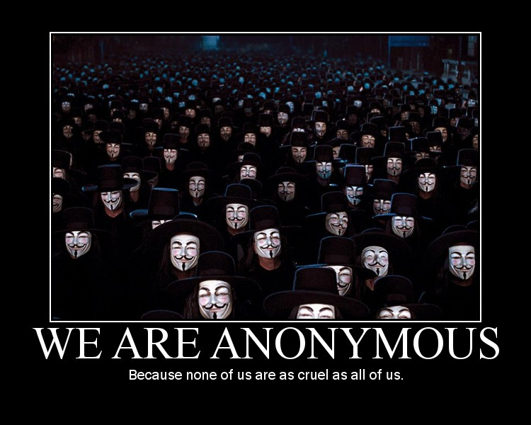 Anonymous vs FBI, threat or voice to listen? - Security Affairs