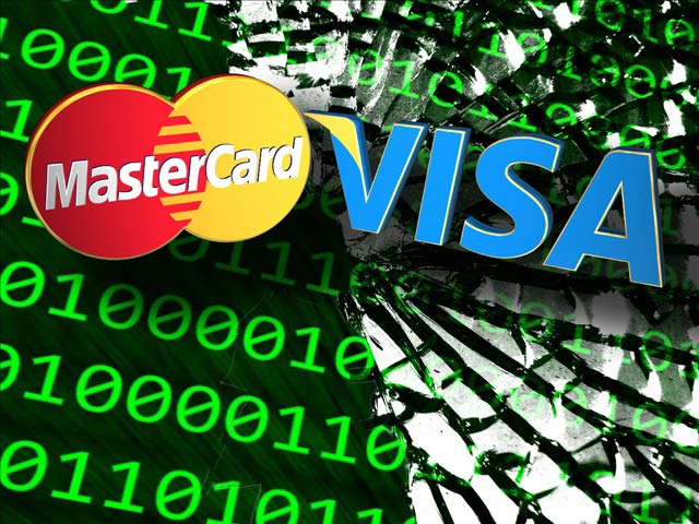Distributed Guessing Attack to hack VISA cards in just six seconds