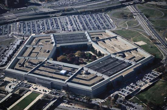 A part of an unclassified Pentagon email network taken down over suspicious activity