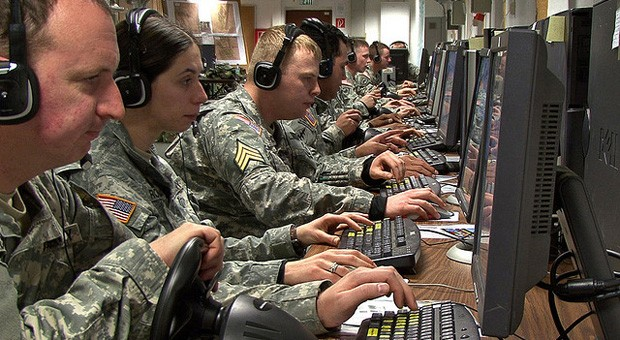 'AVRP UR ARMY' from the web at 'http://securityaffairs.co/wordpress/wp-content/uploads/2013/03/nco-academy-us-army-flickr.jpg'