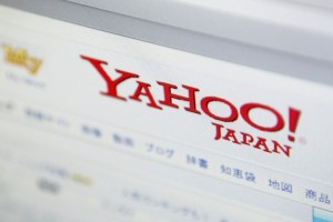 22 million IDs Yahoo Japan