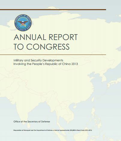 China Annual Report to Congress