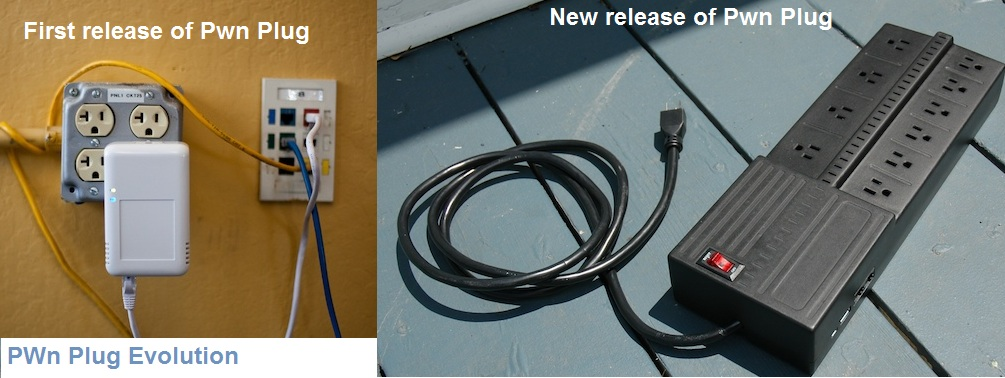PWn Plug evolution