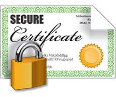 digital certificates
