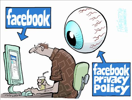 Self Censorship Facebook Monitor Everithing Users Type And