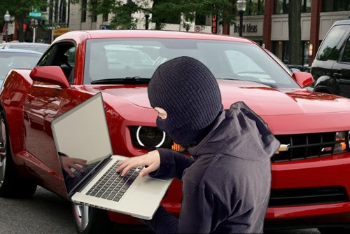 car hacking Curse of Advanced Technology – Hackers Can Wreck Your Driving Experience