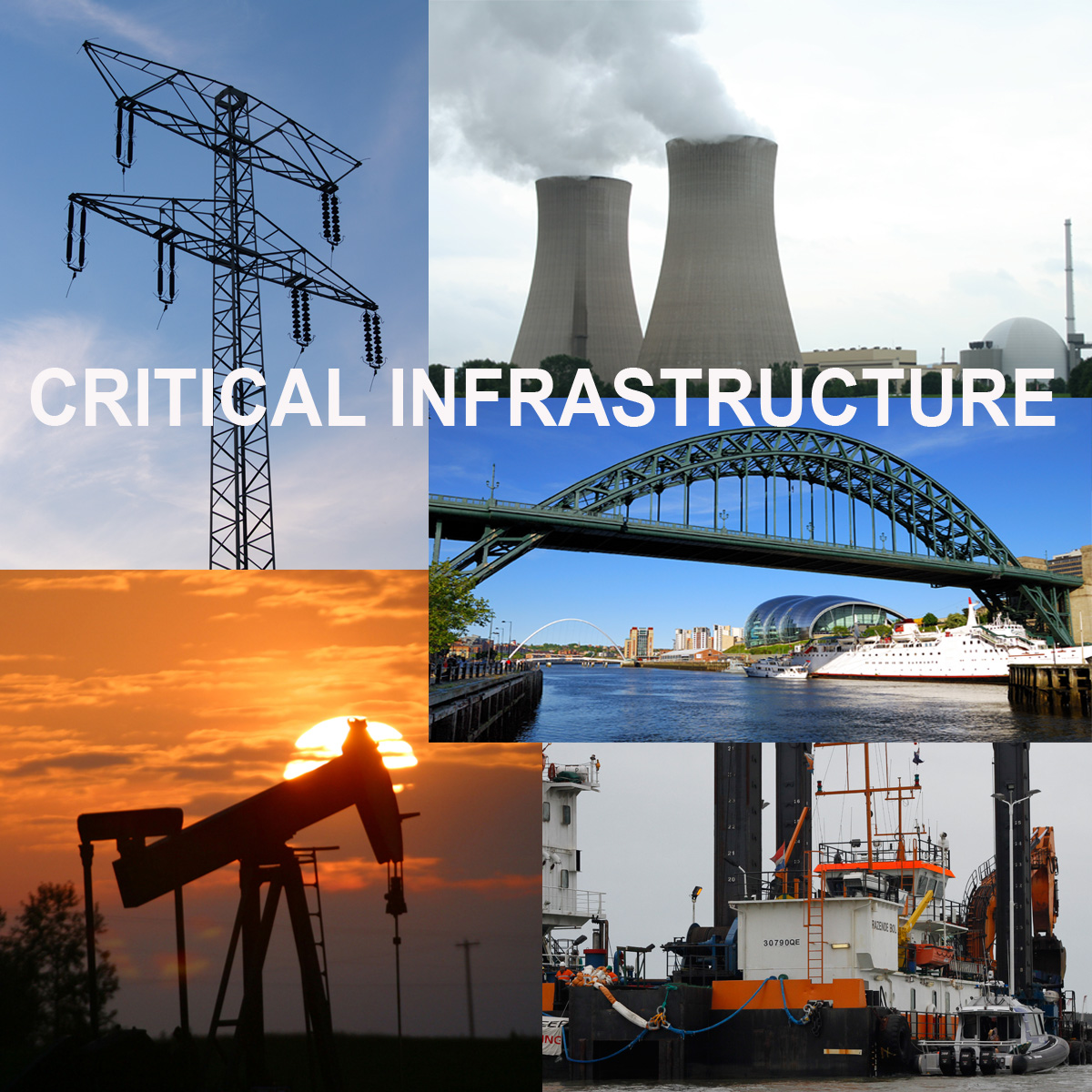critical infrastructure Critical infrastructure critical infrastructure is a term used by governments to describe assets that are essential for the functioning of a society and economy.