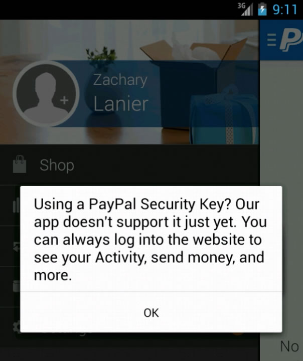 Solved: Two Factor Authentication - PayPal Community