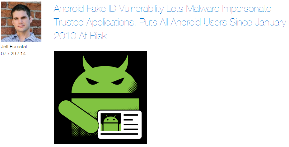 Android flaw mobile