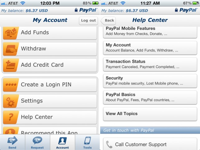 how to use paypal api