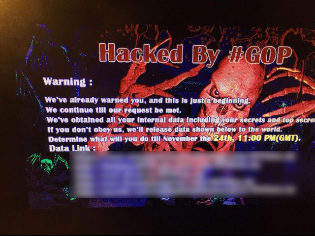Damballa revealed the secrets behind the Destover malware that infected the Sony Pictures