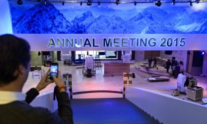 45th Annual Meeting of the World Economic Forum, WEF, in Davos