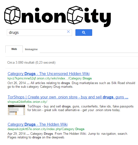 Onion City: Access the Deep Web From A Browserh+ Media