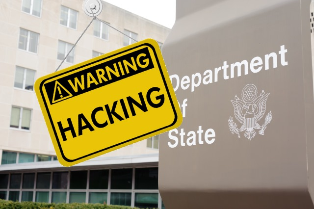US State Department confirms data breach to unclassified email system
