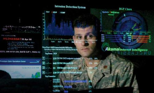 Is the US cyber command ready for Information Warfare?