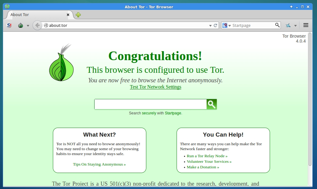 Tor Browser 4_0_4 Release improves security and privacy