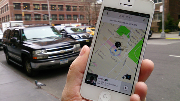 Who is behind the hack of Uber's driver database?
