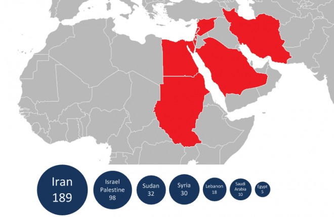 Flame-Infection-Map_Kaspersky Iran target