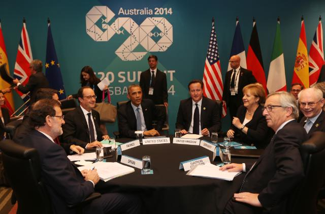 G20 World leaders were victims of accidentally privacy breach