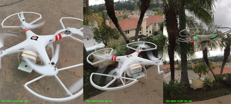 Drones spying on cell phones for Advertizing campaigns
