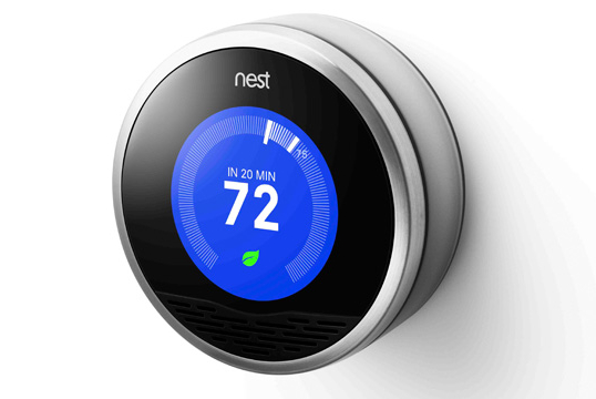 Hacking home networks by compromising a nest - Thermostat connecte nest ...