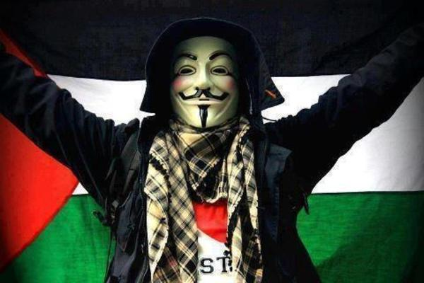 Anonymous collective threatens Israel with electronic-holocaust