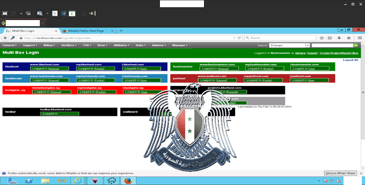 Syrian Electronic Army hacks hosting companies to fight the IS