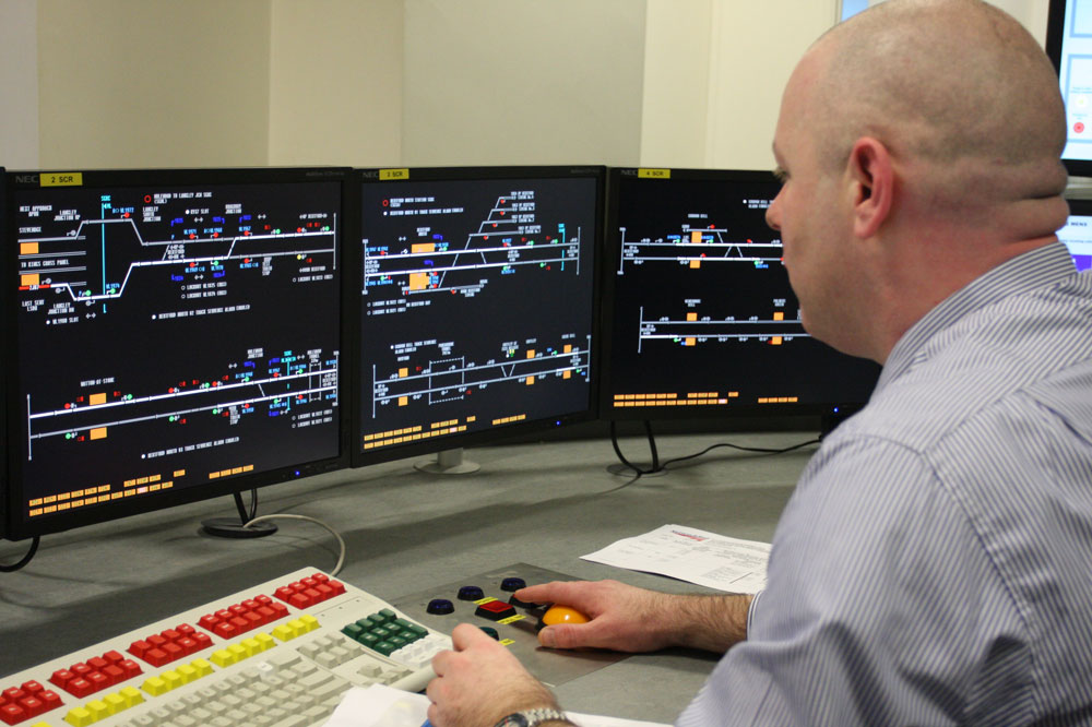 Trains controlled by European Rail Traffic Management System could potentially be hacked