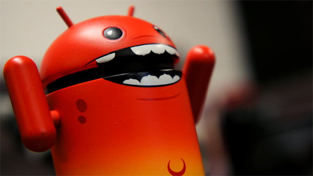 Google removed almost 300 Android apps involved in DDoS attack
