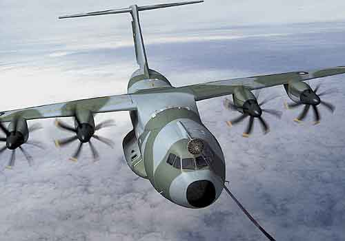 Airbus – Be aware a software bug in A400M can crash the plane