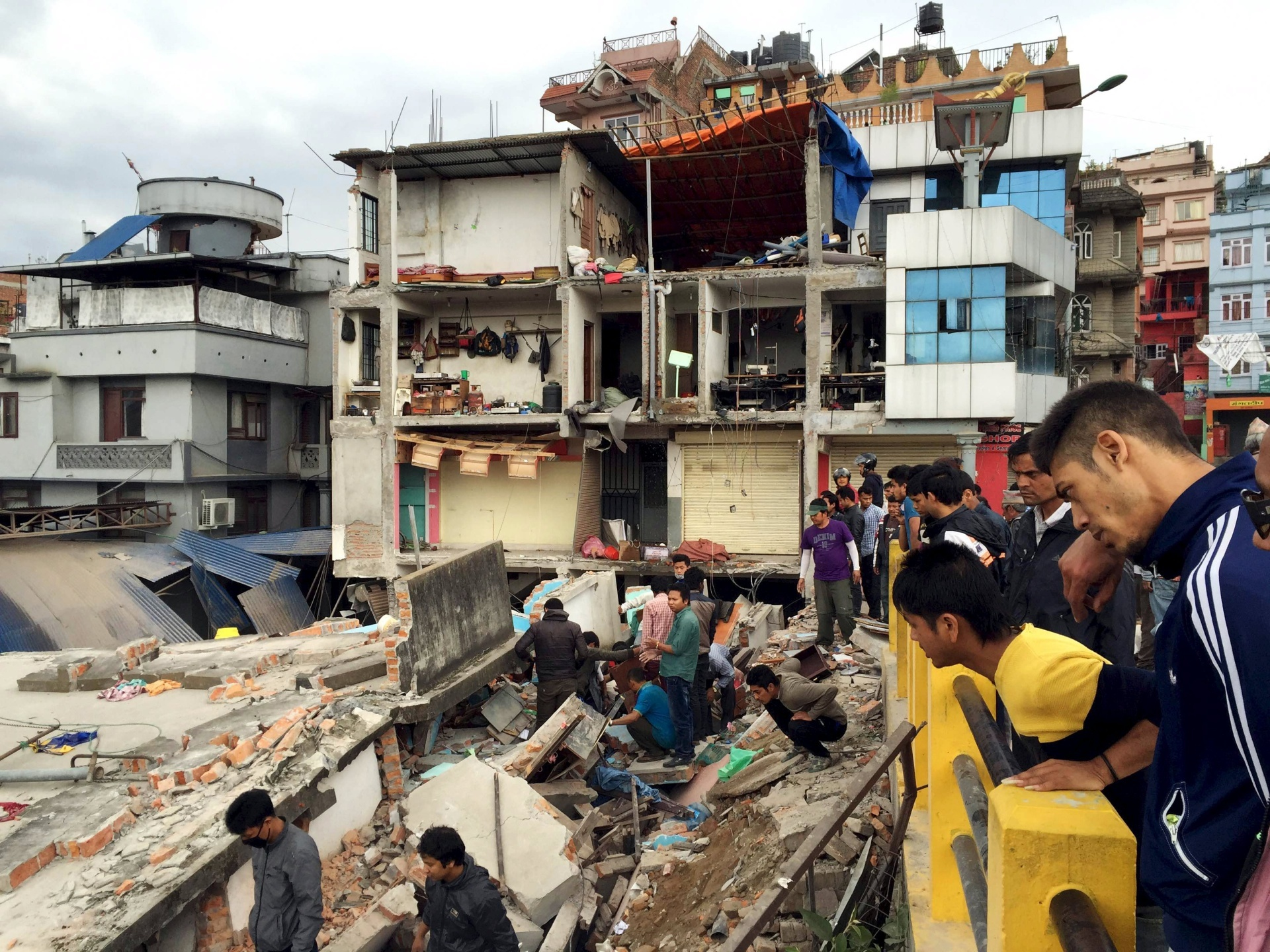 Law enforcement warns of Nepal Earthquake Scams
