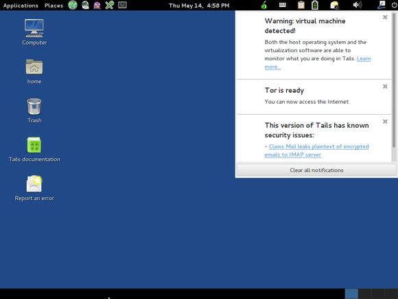 Tails 1.4 is out to preserve your privacy and anonymity