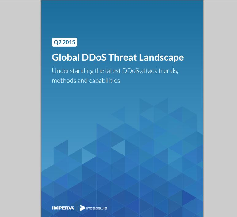 $38 an hour is the cost of destructive DDos Attacks