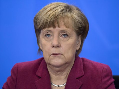 Chancellor Merkel has 'hard evidence' of Russian hackers targeted her