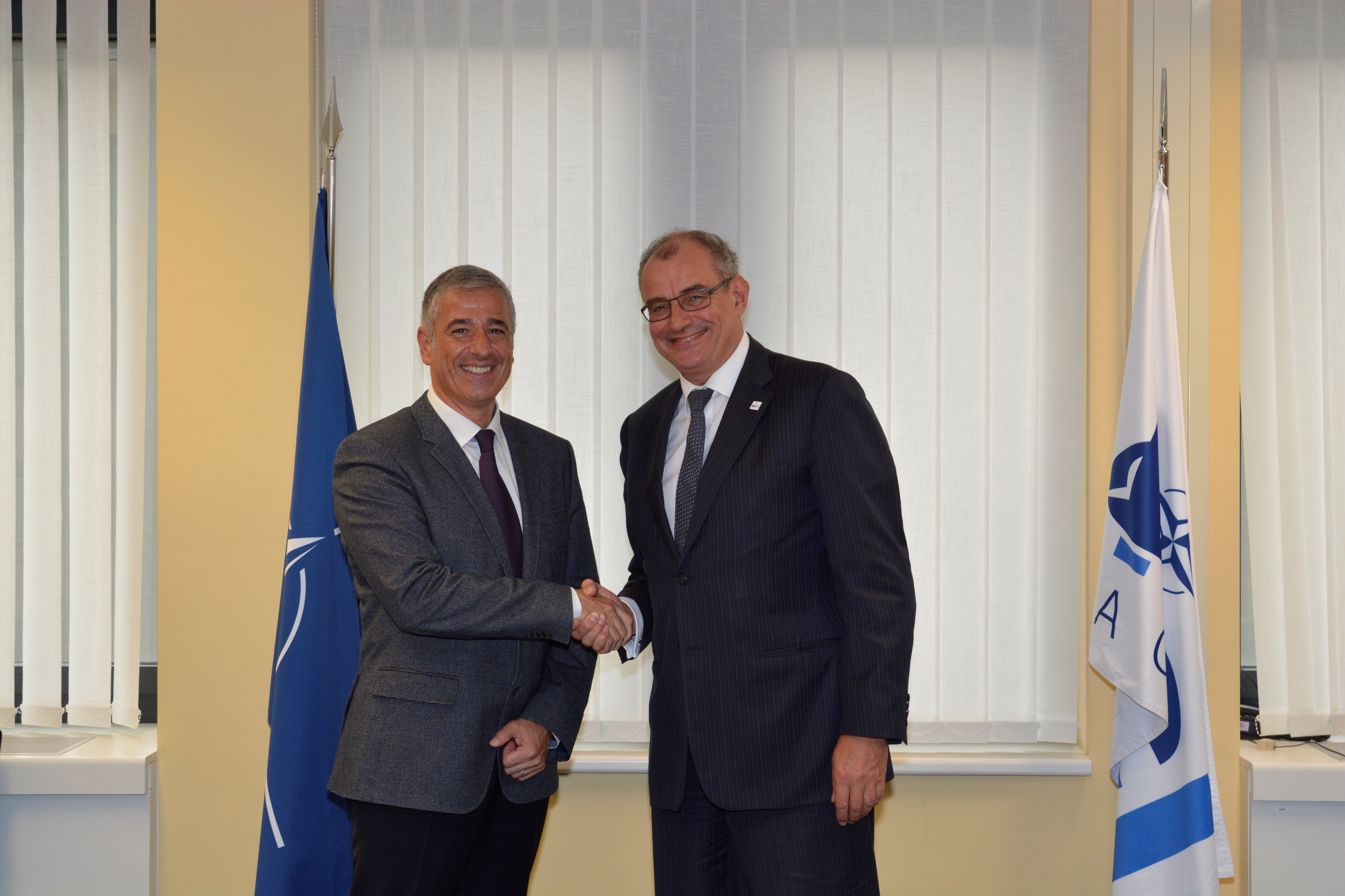 Microsoft joint force with NATO to improve EU Cybersecurity