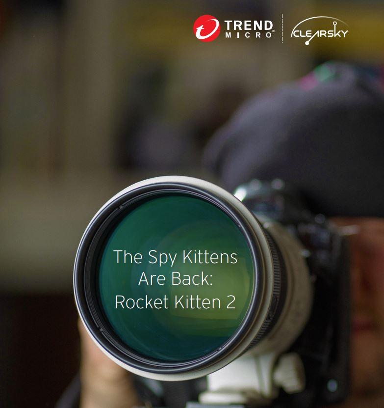 Rocket kitten and Cyber Espionage – Targeting individuals for geopolitical purposes