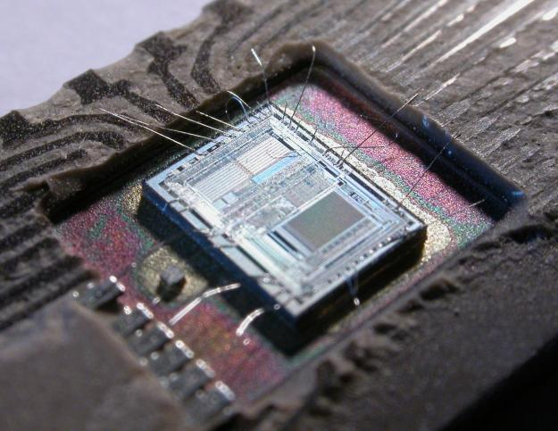 Darpa funded the research on the DUST Self-destruct chip