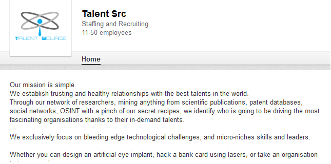 Fake recruiters on LinkedIn spy on security experts