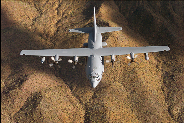 US Air Force Wireless hacking in Flight