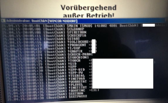 ATMs hack