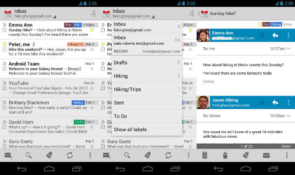 Flaw in the Android Gmail app opens to email spoofing attacks