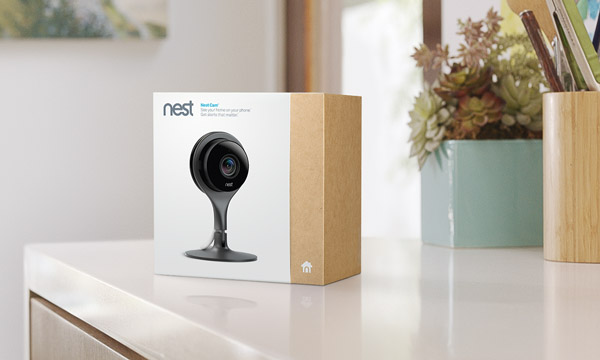 Nest camera, has a different definition for Turn off Mode