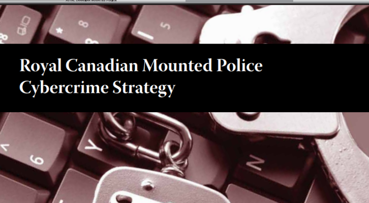 ' ' from the web at 'http://securityaffairs.co/wordpress/wp-content/uploads/2015/12/RCMP-cybercrime-strategy-726x400.png'