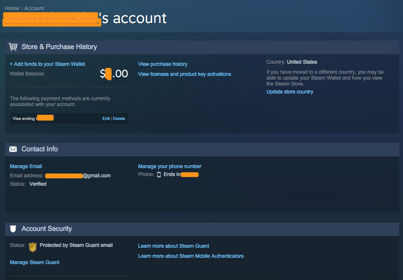 steam users platform security problem
