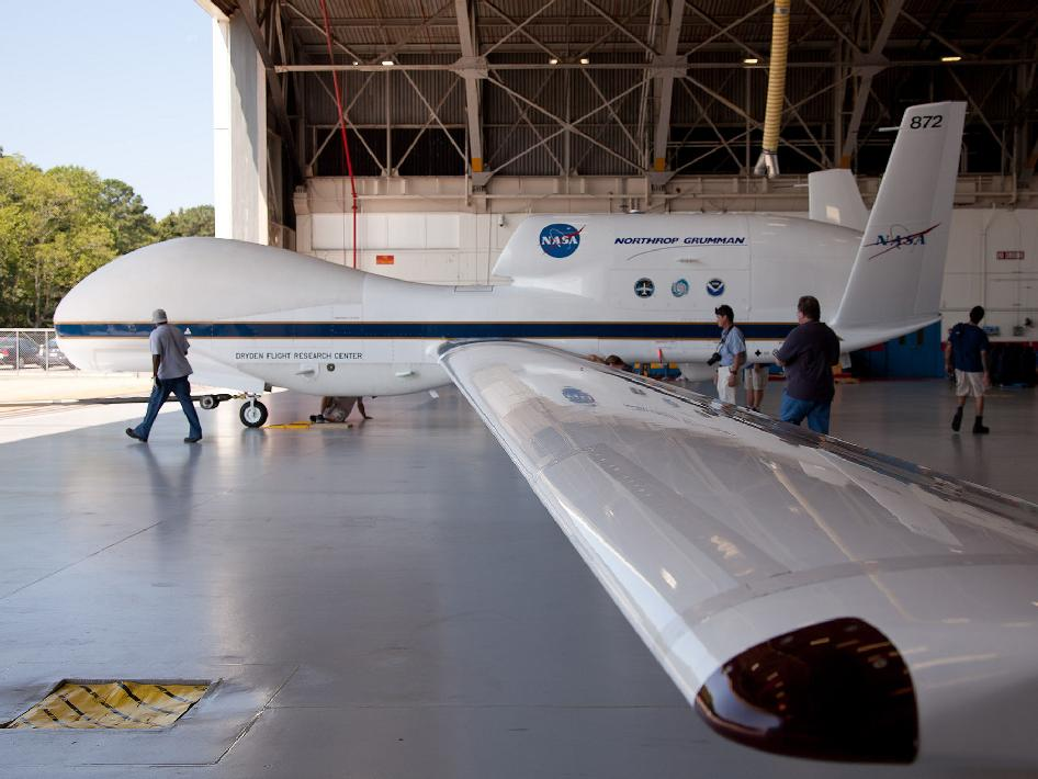 NASA hacked by AnonSec that hijacked a $222m Global Hawk drone