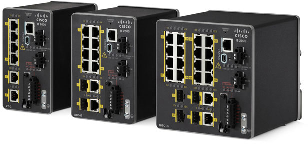 Cisco Industrial Switches Affected By An Unpatched