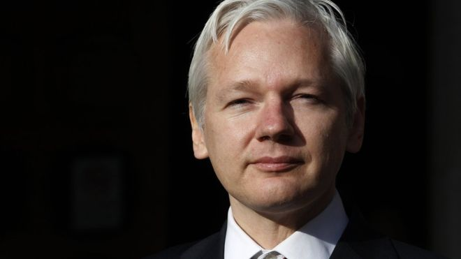 Ecuador to withdraw asylum for Julian Assange in coming weeks or days