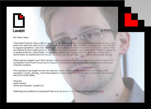 Lavabit, the Snowden recommended encrypted email service, is back