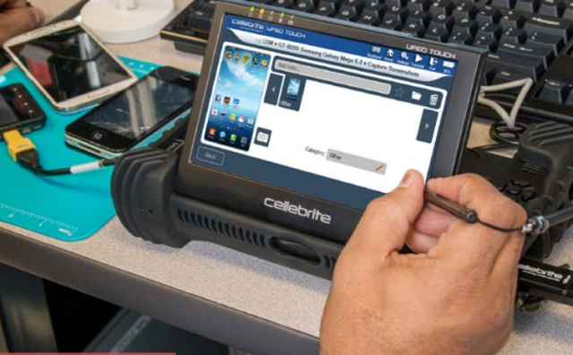 Cellebrite 's forensics tool affected by arbitrary code execution issue