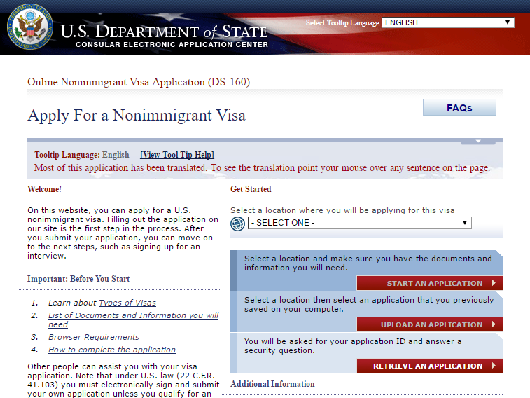 Homeland Security – US Consular Consolidated Database vulnerable to cyber attacks